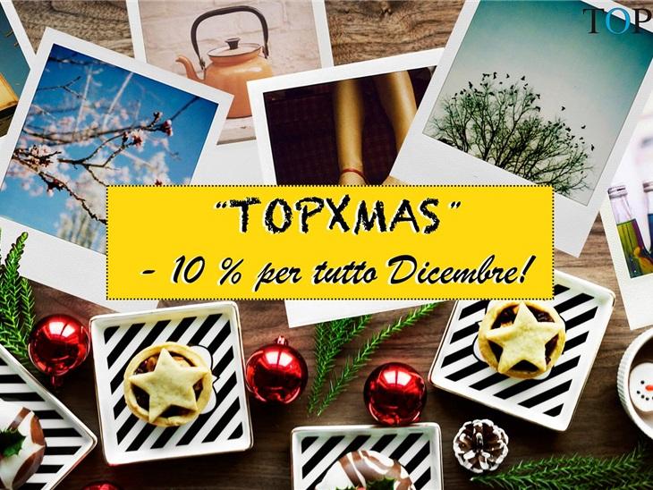 Il Natale è adesso su Topcolor.it