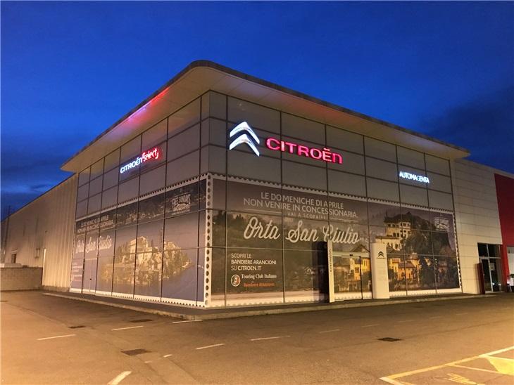 Citroën sceglie Topcolor