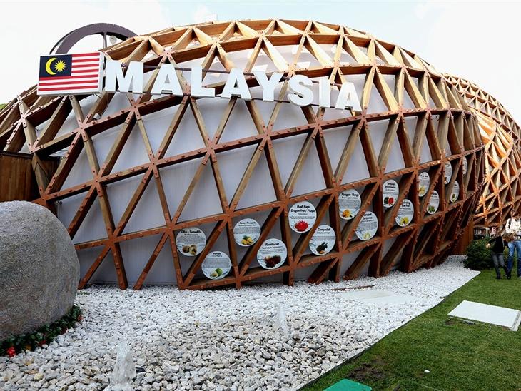 EXPO | PADIGLIONE MALESIA