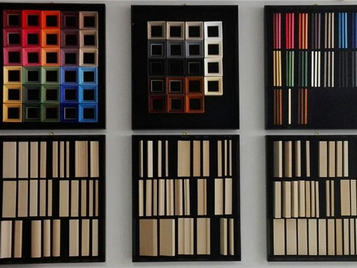 Cornici in legno su misura per stampe FineArt di qualità