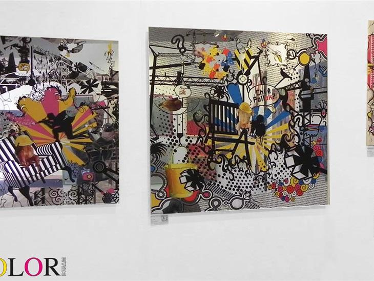 Gli artisti Topcolor - Francesca Falli