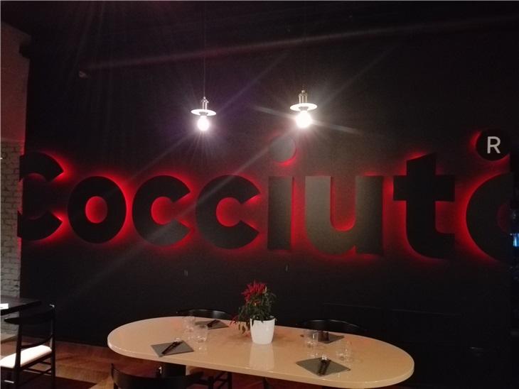 COCCIUTO ha scelto TOPCOLOR DREAM
