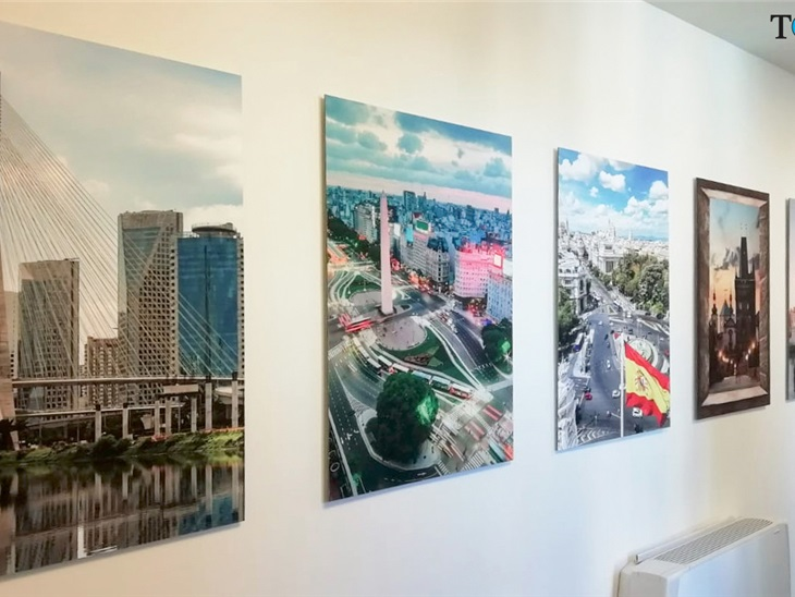 ILC legal center chose Topcolor Dream Fine Art
