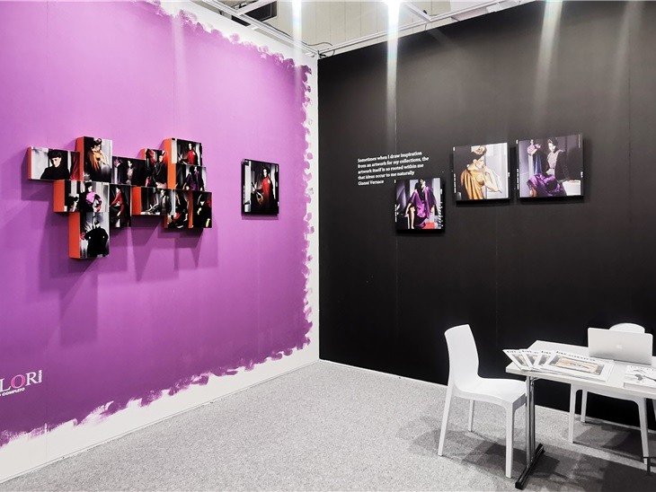 TOPCOLOR DREAM alla fiera d'arte WOPART 2019